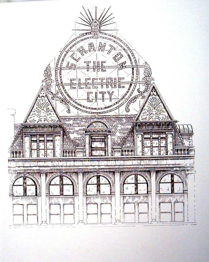 Electric City Building