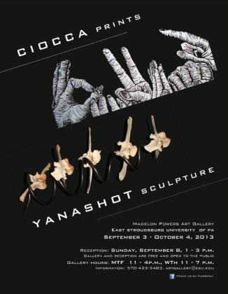 Ciocca Prints | Yanashot Sculpture